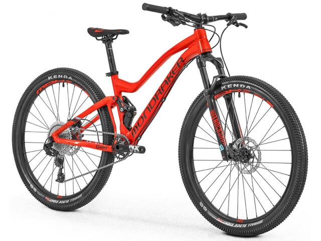 Mondraker Factor 24 Børnecykel rød (2019) | City-cykler